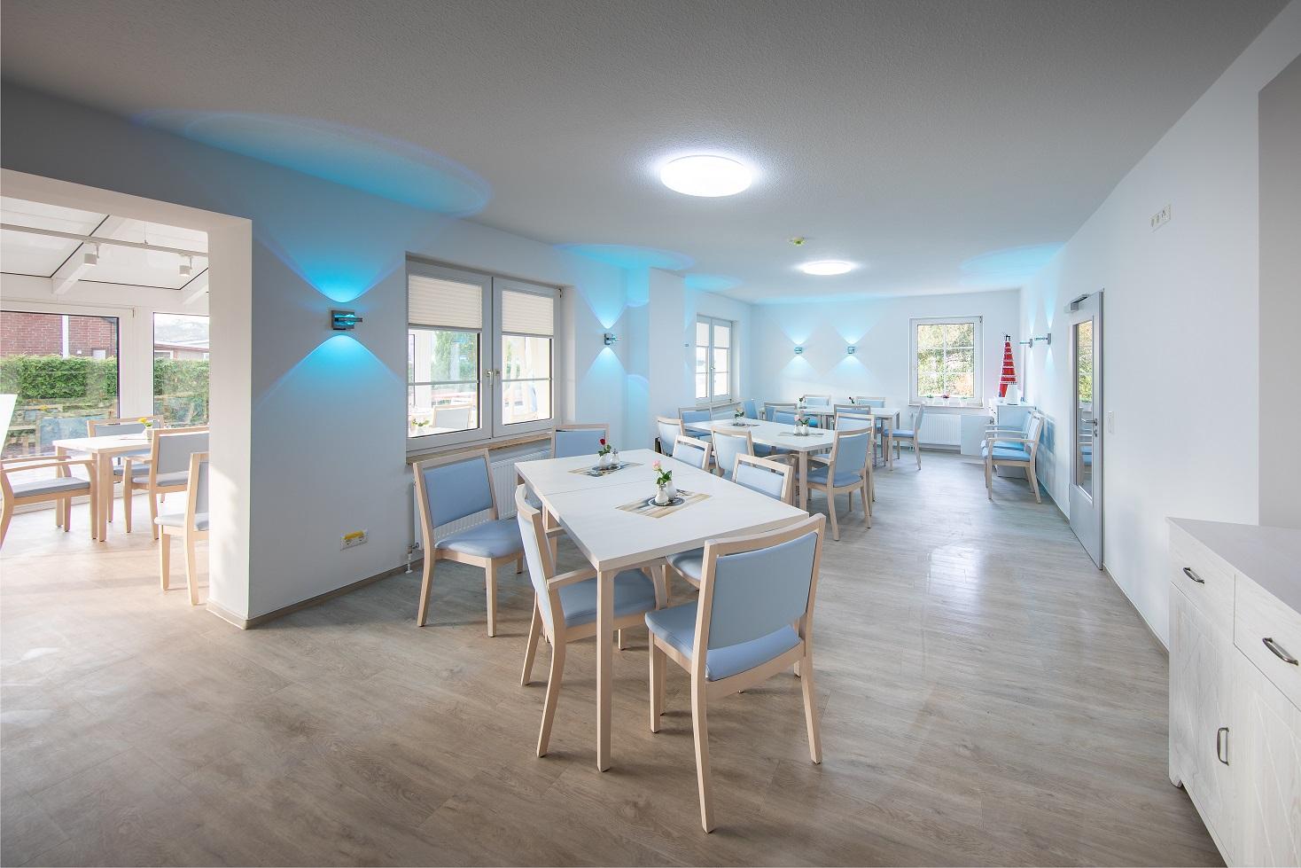 Pflegestation auf Usedom